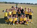1st Championship in Soccer as Head Coach!  Way to Go Tori!